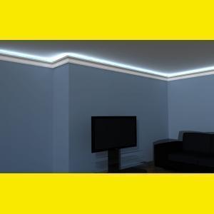Listwa oświetleniowa LO10 Decor System