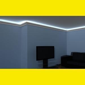 Listwa oświetleniowa LO6 Decor System